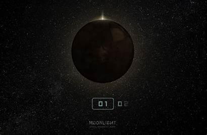 Moonlight Behance