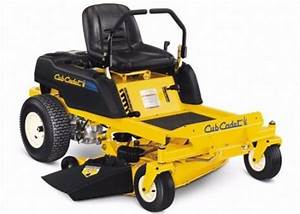 Cub Cadet Rzt Zero Turn Rider Service Repair Workshop