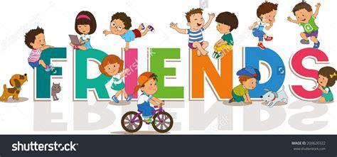 Friendship Animation Wallpaper - clipart friendship background