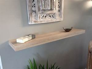 Rustic, Ash, Floating, Shelf, 900x250x50mm
