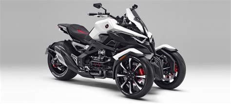 Can Honda Make A Three-wheeled Motorcycle That Doesn't Suck?
