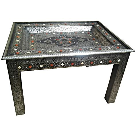 table basse pliante marocaine ezooq