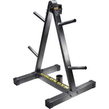 golds gym weight plate rack walmartcom