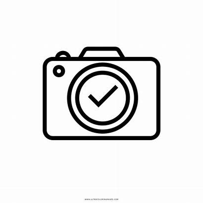 Camera Coloring Desenho Colorir Policy Icon Chatfield