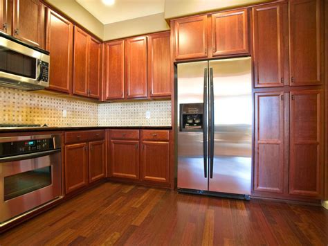 what wood is best for kitchen cabinets oak kitchen cabinets pictures ideas tips from hgtv hgtv 2166