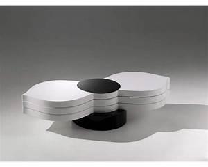 Table De Salon Originale : table basse en l bureaux prestige ~ Preciouscoupons.com Idées de Décoration