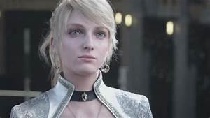 On Luna Final Fantasy 1539s Most Visible Woman GameSpot