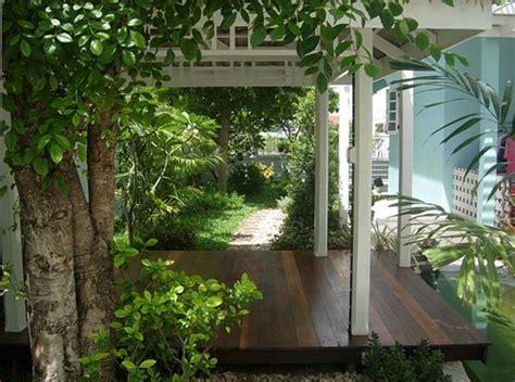 Thai Sala And Pergola Landscape  Thai Garden Design