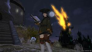 Final Fantasy 14 A Realm Reborn How Does The Scholar