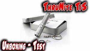 Mini Taschenlampe Test : thrunite mini schl sselanh nger taschenlampe t serie ~ Jslefanu.com Haus und Dekorationen