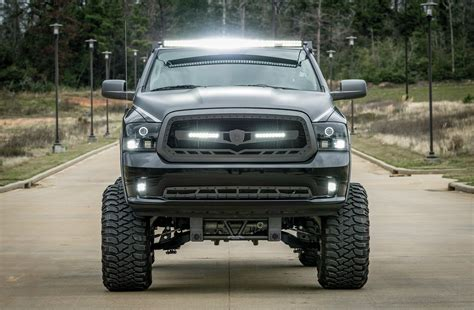 2013 Dodge Ram 1500 4x4 pickup tuning custom mopar