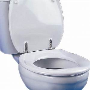 Dania Toilet Seat With Lid
