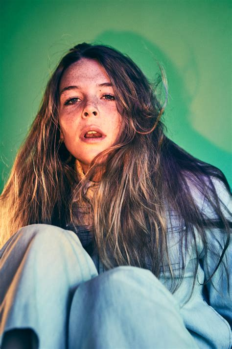 sounding  depths maggie rogers office magazine