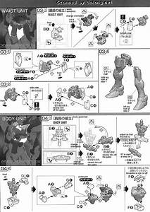 Rg Wing Gundam Zero Ew English Manual  U0026 Color Guide