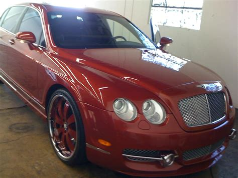 Bentley Flying Spur Modification by Topline7 2007 Bentley Continental Flying Spur Specs