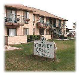 country creek apartments    ave glendale az