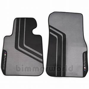 Bmw m performance floor mats bing images for Bmw m sport floor mats