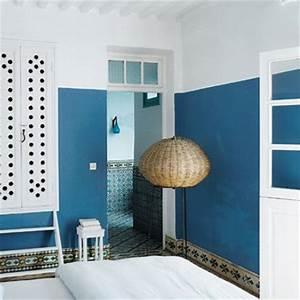couleur bleu marie claire maison With chambre bébé design avec parfum oriental fleuri