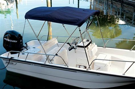 Boat T Top Weight by 170 Montauk Boston Whaler