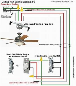 Ceiling fan capacitor wiring schematic get free