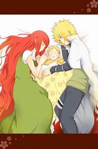 Minato-Naruto-Kushina - Naruto Shippuuden Photo (20542469 ...