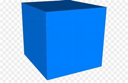 Cube Clipart Shape Clip Cliparts Dimensional Three