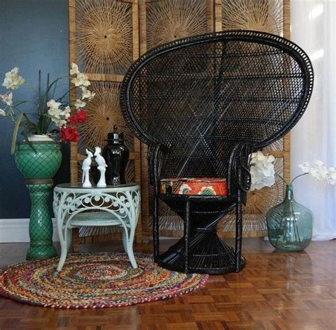 Peacock Armchair by Best 25 Peacock Chair Ideas On Rattan Outdoor