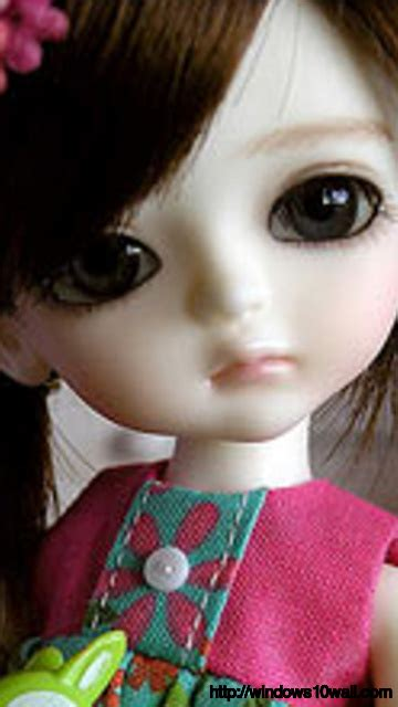 Animated Dolls Wallpapers - doll mobile iphone 5 wallpaper windows 10 wallpapers