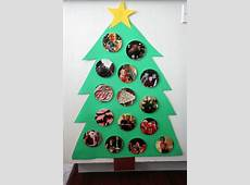 Toddler Approved! Build a Photo Christmas Tree for Babies