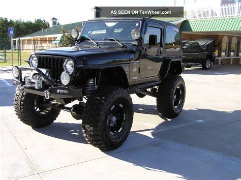jeep wrangler 2 door modified 2001 jeep wrangler sahara sport utility 2 door 4 0l