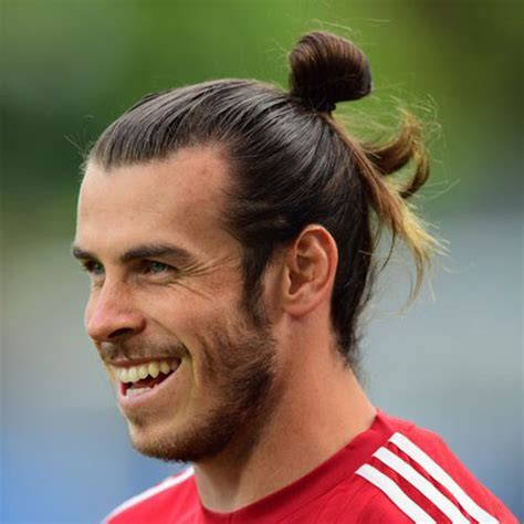 The Gareth Bale Haircut   Men's Hairstyles   Haircuts 2018