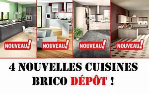 Cuisine Metro Brico Depot : les cuisines brico d p t ~ Melissatoandfro.com Idées de Décoration