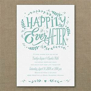 making the fairy tale romance official send this 39happily With sending wedding invitations after rsvp date