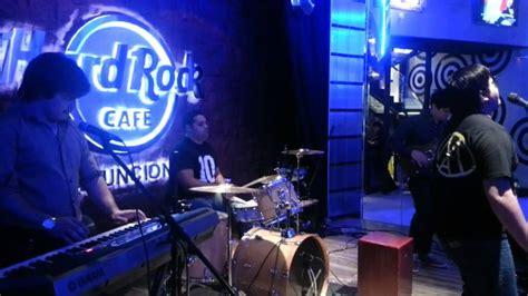 Rec Live En El Hard Rock Cafe