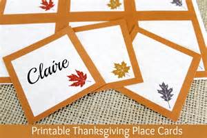 easy thanksgiving table setting ideas oh my creative