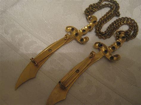 sword sweater vintage sword design sweater clip collectors weekly