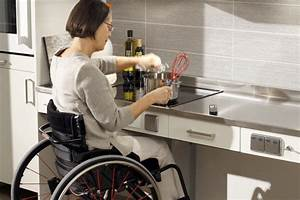 top 5 things to consider when designing an accessible With kitchen design for wheelchair user