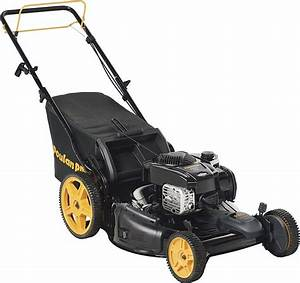 Poulan Pro Pr625y22rhp Front Wheel Self Propelled Gas Lawn