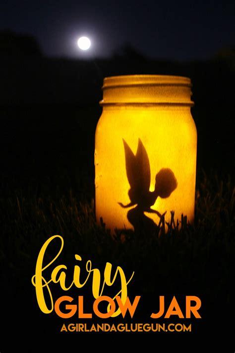 fairy glow jar  handmade days