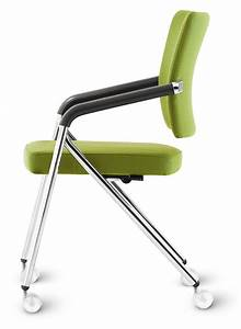 Chaise à Roulettes : chaise roulettes steelnovel ~ Teatrodelosmanantiales.com Idées de Décoration