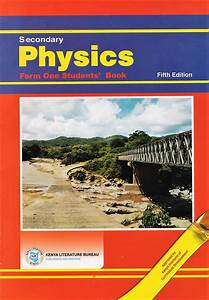 Secondary Physics Form 1  5th Ed