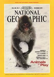Iconic 'Covers' indulge Nat Geo nostalgia | MNN - Mother ...