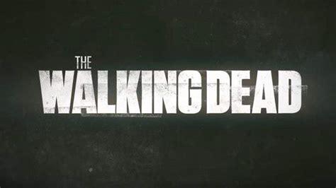 New Walking Dead Logo Season 8