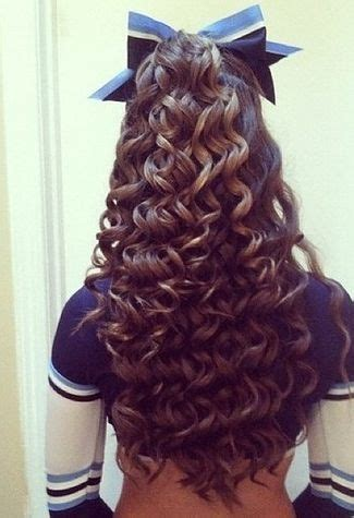 your hair probably looked like this at games or