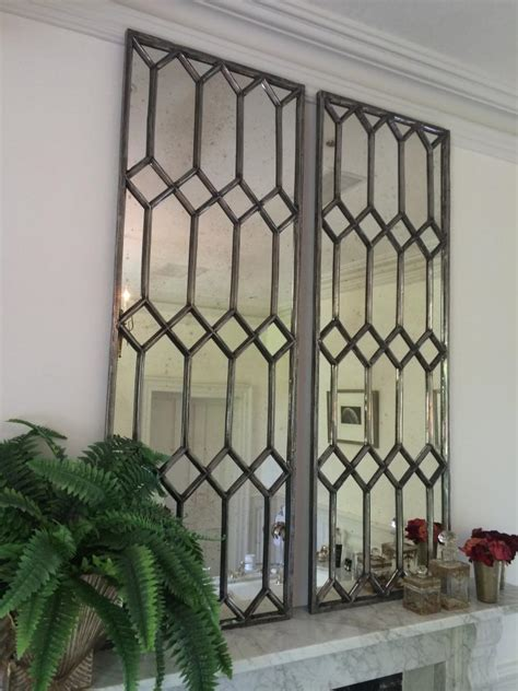 decorative polished cast iron elegant window mirror panels window mirrors epp aldgate