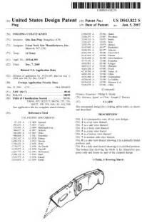 Design Patent Application Example