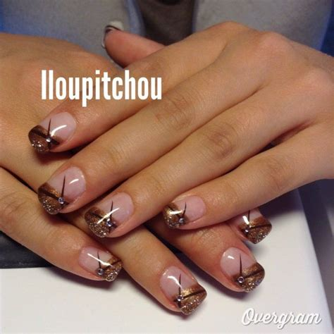 idees deco ongles gel image marion d 233 co d ongle en gel skyrock mod 232 les ongles nail nail