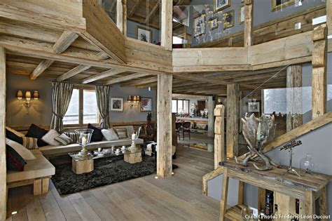 Decoration Maison Suisse En Suisse Un Chalet Authentique Et Tout Confort Maison