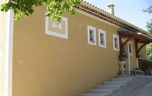 peinture de facade 6 conseils pour un chantier reussi With peinture pour facade maison