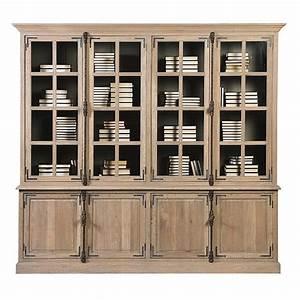 Vaisselier Chene Massif : buffet vaisselier haut de gamme meubles classiques v rone ~ Teatrodelosmanantiales.com Idées de Décoration